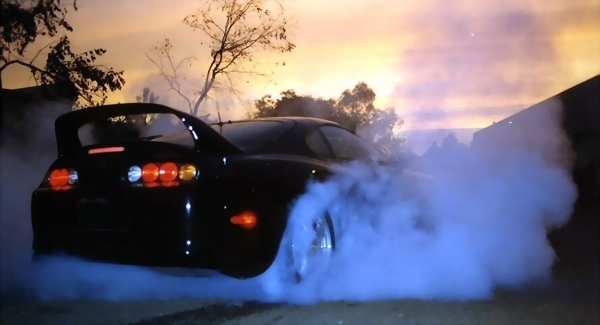SUPRA_001   this is what you call a burnout :)